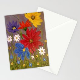 Wildflower-2 Stationery Cards