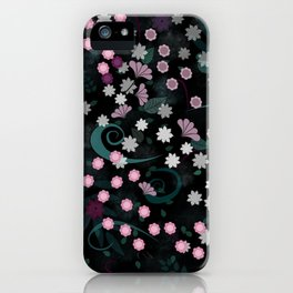 Twilight Garden iPhone Case