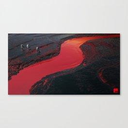 STYX Canvas Print