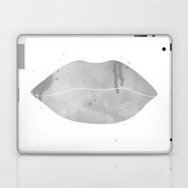 black lips Laptop & iPad Skin
