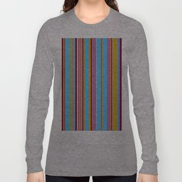 Stripes-011 Long Sleeve T-shirt