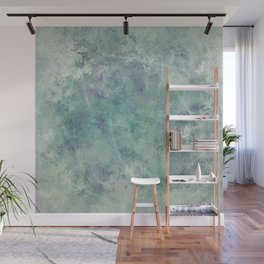Iced Abstract Wall Mural
