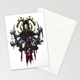 Genestealer Cultist Stationery Cards