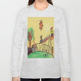 Water Play Park Long Sleeve T-shirt