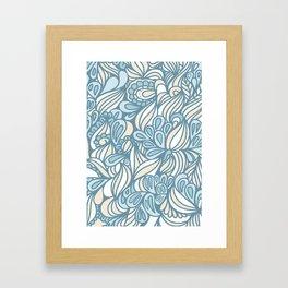 Doodle #3 Framed Art Print