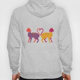 Love Cats Hoody