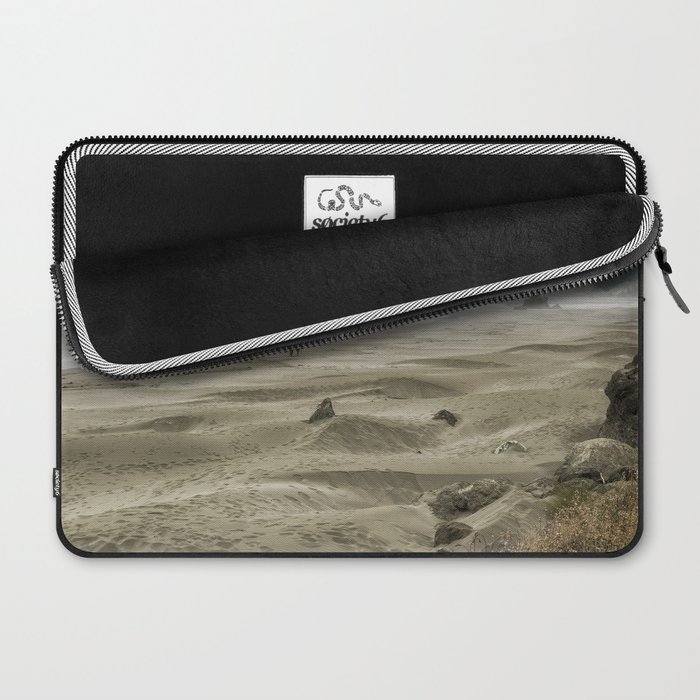 Contentment Laptop Sleeve