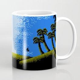 FARAWAY BEACH Coffee Mug