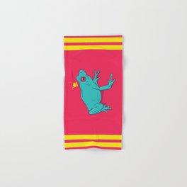 Frawg Hand & Bath Towel