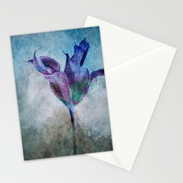 A Misterious Flower Stationery Cards