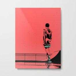 S. K. 05 Metal Print