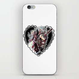 Zombi-corn iPhone Skin
