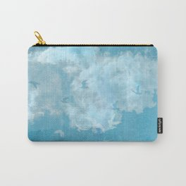 Oiseaux-nuages Vintage Carry-All Pouch