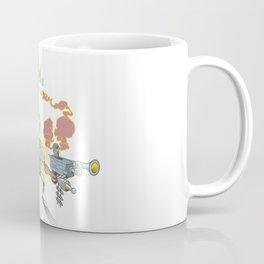 Earthworm Mask Coffee Mug