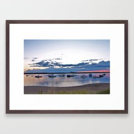 Hampton Beach , New Hampshire Framed Art Print