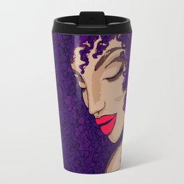 Afro Dancer Travel Mug