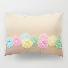 Plastic Flowers 2 Pillow Sham