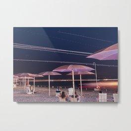 Urban Nights, Urban Lights #2 Metal Print