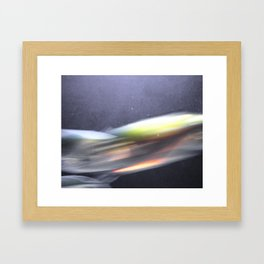 peixe Framed Art Print