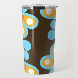 swedish flowers Travel Mug