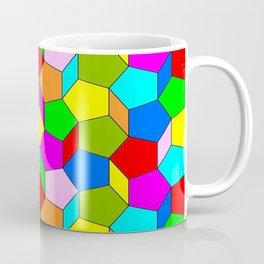 Friendly Summer Pattern Coffee Mug