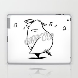 Ballerina Laptop & iPad Skin