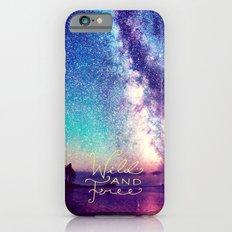 Wild & Free - for iphone iPhone 6 Slim Case