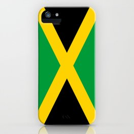 Flag of Jamaica iPhone Case