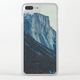 El Capitan Clear iPhone Case