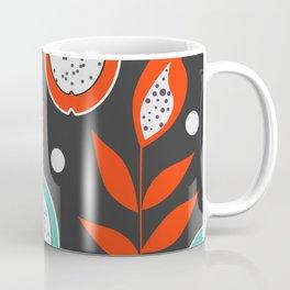 Strawberries and citrus fruits at night Coffee Mug