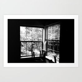 Mon appartement Art Print