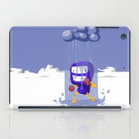 boxer iPad Cases featuring boxer by Rui Rodrigues