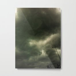 Black Heaven  Metal Print