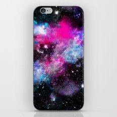 Space Paint iPhone & iPod Skin