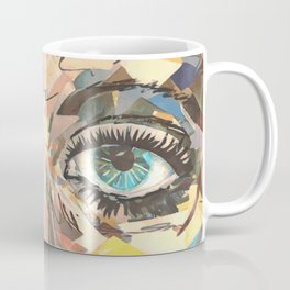 Shattered Stare Coffee Mug