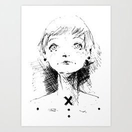 2017 Collection • Post Rock Sette Art Print