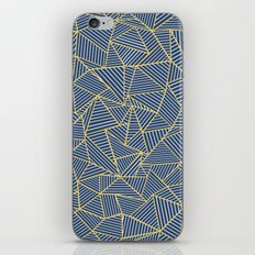Ab Out Double R Navy iPhone & iPod Skin