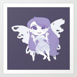 Haunting Fairy Art Print