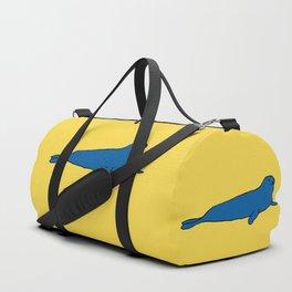 The prodigious seal Duffle Bag