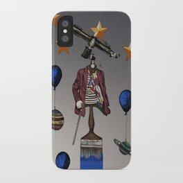 Pastime iPhone Case