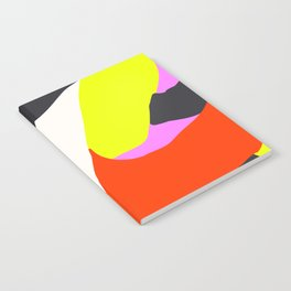 Blind Neon Notebook