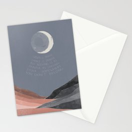 Quote No. 3 Stationery Cards