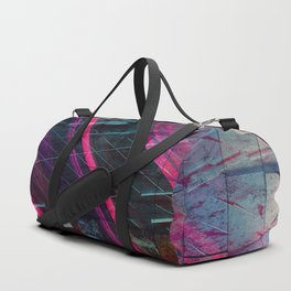 Abstract Thoughts Duffle Bag