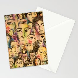 One in the Same Stationery Cards