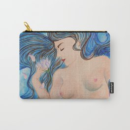 the dreaming naiad Carry-All Pouch