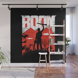 This... is my BOOMSTICK! Wall Mural