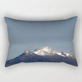 Iztaccihuatl Rectangular Pillow