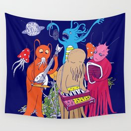 Space Jam Wall Tapestry
