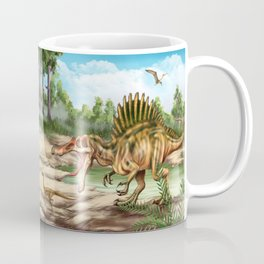 Dinosaur Species Coffee Mug