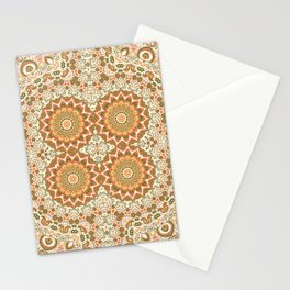 Kashmir Embroidery Inspired Stationery Cards